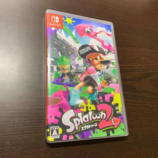 Nintendo Switch - ★スプラトゥーン2