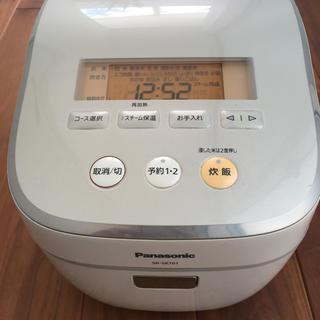パナソニック(Panasonic)のPanasonic SR-SK101 炊飯器 5.5号(炊飯器)