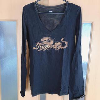 LGB - lgb ドラゴン カットソー 長袖 tシャツ ルグランブルー