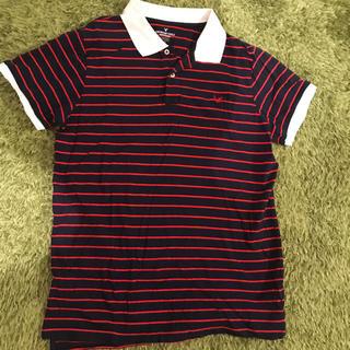 アメリカンイーグル(American Eagle)のアメリカン イーグル AMERICAN EAGLE ポロシャツ(ポロシャツ)