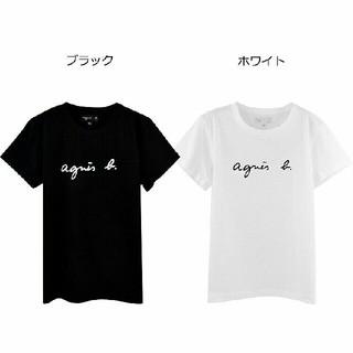 アニエスベー(Agnesb)TシャツロゴT定番シンプル