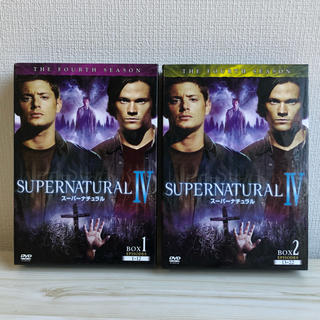 SUPERNATURAL IV <フォース・シーズン>【DVD】(TVドラマ)