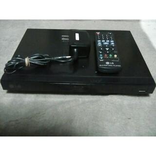 LG Electronics - LG ブルーレイ Blu-ray プレイヤー BP135 リモコンつき