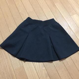 ユニクロ(UNIQLO)のキッズ 120 ユニクロ プリーツ スカート (スカート)