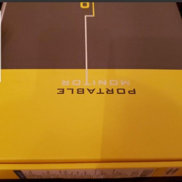SAMSUNG(サムスン)のGeChic On-Lap  1101P モバイルfullHD液晶ディスプレイ スマホ/家電/カメラのPC/タブレット(ディスプレイ)の商品写真