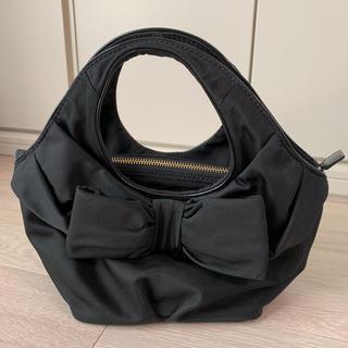 kate spade new york - ケイトスペード  ハンドバッグ 黒 美品