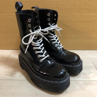 Dr.Martens - 【完売品】Dr.Martens × Aggy 10ホール ブーツ