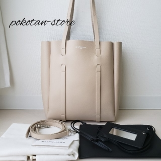 Balenciaga - 極美品【バレンシアガ】エブリデイ ショッピング 2way  トートバッグ