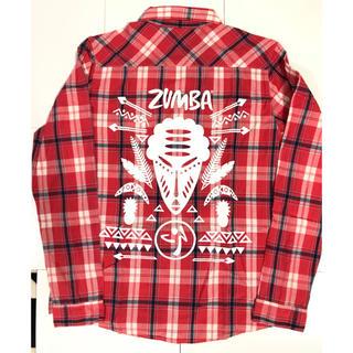 ズンバ(Zumba)のZUMBA人気長袖シャツ(トレーニング用品)