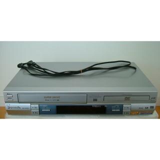 パナソニック(Panasonic)のVHSビデオデッキ+DVDプレーヤー =パナソニック=(DVDプレーヤー)