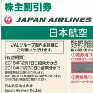 ジャル(ニホンコウクウ)(JAL(日本航空))のco様専用 JAL株主優待券(その他)