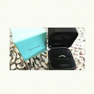 ティファニー(Tiffany & Co.)のTIFFANY & Co. ティファニー バンドリング(リング(指輪))