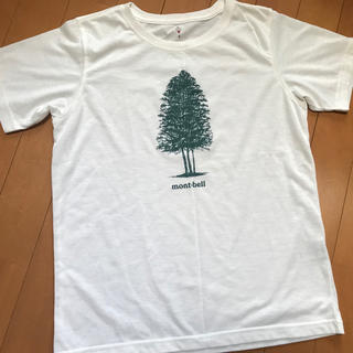 モンベル(mont bell)の値下げ mont-bell  モンベル Women  S(Tシャツ(半袖/袖なし))