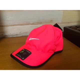 b62cbb53d5cd8e ナイキ(NIKE)の新品 NIKE ジュニア フェザーライトキャップ ナイキ ドライフィット(帽子