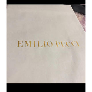 エミリオプッチ(EMILIO PUCCI)のエミリオプッチ  ショップ袋 美品(ショップ袋)