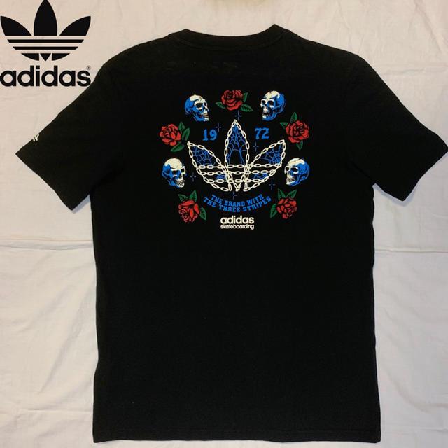 adidas(アディダス)の☆アディダスオリジナルス Tシャツ☆ メンズのトップス(Tシャツ/カットソー(半袖/袖なし))の商品写真