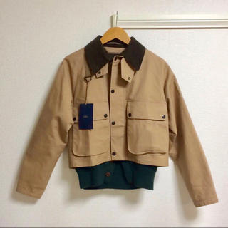 カラー(kolor)の♦︎定価87480円♦︎ kolor カラー wool-blend jacket(その他)