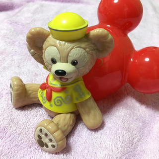 Disney - ダッフィー 30周年 グッズ ディズニー バルーン 小物入れ 美品