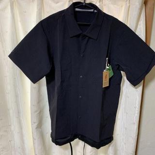 グラミチ(GRAMICCI)のこれからの季節に!gramicci 別注 オープンシャツ  シームレス(Tシャツ/カットソー(半袖/袖なし))