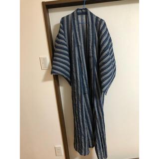 【激安】フリーサイズ浴衣&ゲタセット(浴衣帯)