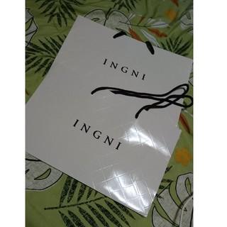 INGNI - INGNI ショップ袋 まとめ売り