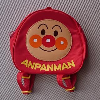 アンパンマン(アンパンマン)のアンパンマンリュック 赤色 美品(リュックサック)