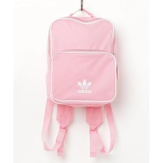 新品  adidas  ピンク リュック バックパック