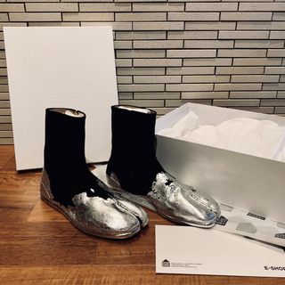 Maison Martin Margiela - Maison Margiela メンズ 足袋ブーツ IT42 27cm