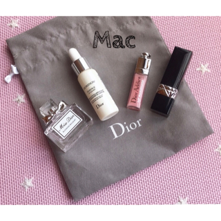 Dior - ●Dior   ミニサイズ まとめ売り♡