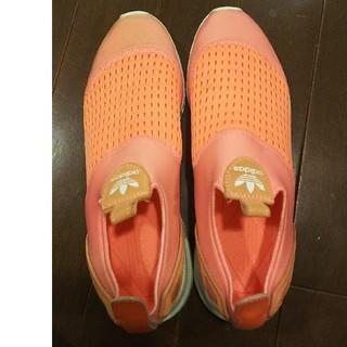 adidas - adidas スニーカー 23.0