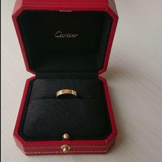 Cartier - カルティエ 指輪 箱 保証書付き