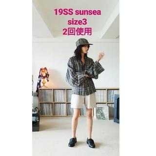 SUNSEA - 19ss sunsea size3