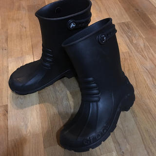 クロックス(crocs)のクロックス 23㎝(長靴/レインシューズ)