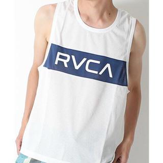 ルーカ(RVCA)のMサイズ ★ RVCA 2019 タンクトップ ルーカ ルカ(タンクトップ)