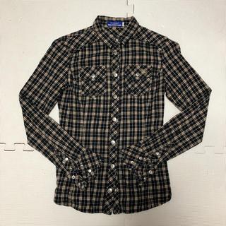 バーバリーブルーレーベル(BURBERRY BLUE LABEL)のシャツ(シャツ/ブラウス(長袖/七分))