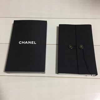 シャネル(CHANEL)のシャネル ノベルティ メモ帳(ノート/メモ帳/ふせん)