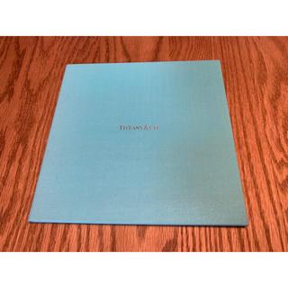 ティファニー(Tiffany & Co.)のTiffany*布張フォトフレーム(ショップ袋)
