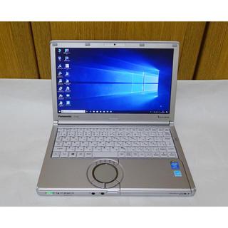 パナソニック(Panasonic)のSSD&メモリ8G レッツノート CF-SX3 Core i5 Win10 無線(ノートPC)