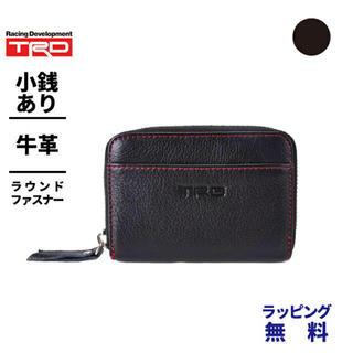 トヨタ(トヨタ)の☆ TRD コインケース 8331 牛革 本革 メンズ ブランド 正規品 新品(コインケース/小銭入れ)
