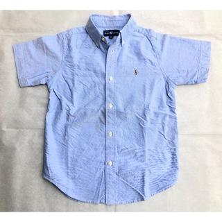 ラルフローレン(Ralph Lauren)のラルフローレン  半袖  シャツ 120 cm(ブラウス)
