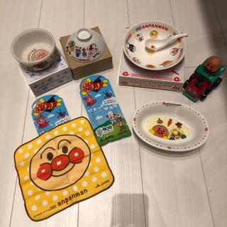 アンパンマン(アンパンマン)のアンパンマンセット(プレート/茶碗)