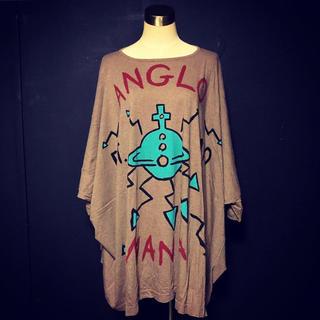 ヴィヴィアンウエストウッド(Vivienne Westwood)のVivienneWestwood ANGLOMANIA ビッグTシャツ(Tシャツ(半袖/袖なし))
