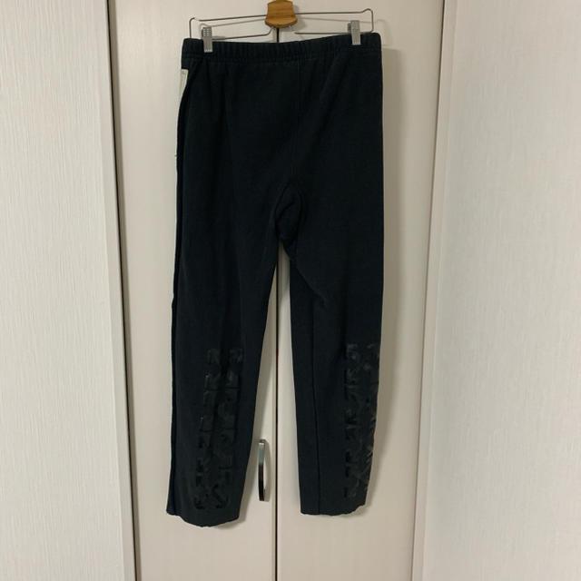 OFF-WHITE(オフホワイト)のOFFWHITE Champion 再構築スウェット メンズのパンツ(その他)の商品写真