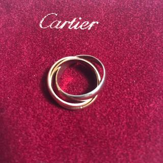 カルティエ(Cartier)のCartier スリーリング 9号 49(リング(指輪))