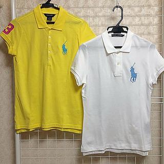 ラルフローレン(Ralph Lauren)のラルフローレン  ポロシャツ  2セット売り(ポロシャツ)