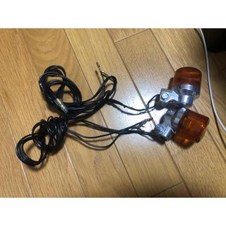 カワサキ(カワサキ)の☆ウィンカー左右☆12V18Wバルブ付き(汎用パーツ)