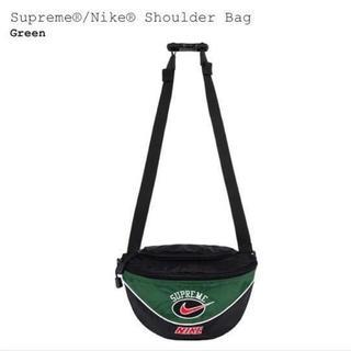 Supreme - 19ss Supreme Nike Shoulder Bag Green 緑