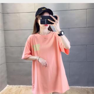 大きいサイズ レディース ファッション Tシャツ ワンサイズ