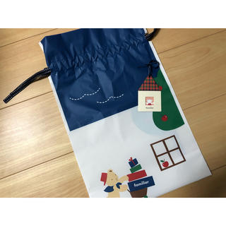 familiar ラッピング袋