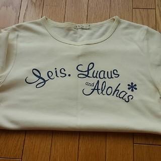 グリモワール(Grimoire)のLeis Luaus and Alohas  ハワイ Tシャツ(Tシャツ(半袖/袖なし))